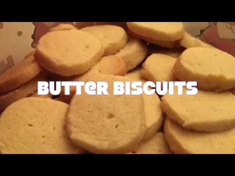 Butter Biscuits-பட்டர் பிஸ்கட்-Homemade Butter biscuit recipe in tamil