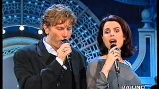 Download Ron e Tosca - Vorrei Incontrarti Fra Cent'Anni - Mille Lire Al Mese su Raiuno 1996