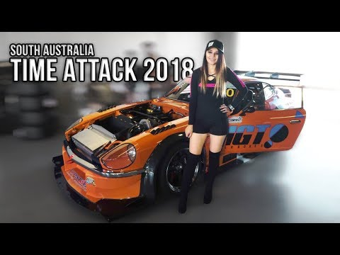 Insane SA Time Attack Cars hit the world's longest purpose built race track
