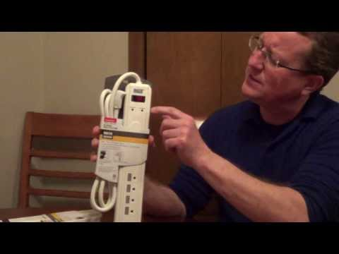 How to Pick a Surge Protector  - Surge Protector Tips