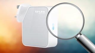 TP-Link TP-WR810n Cep Router