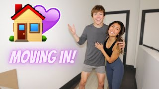 moving in with my boyfriend :)