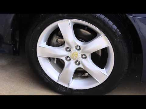 How to clean alloy wheels/rims!