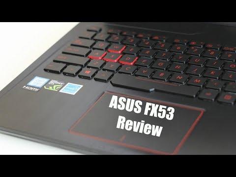 ASUS FX53 15.6