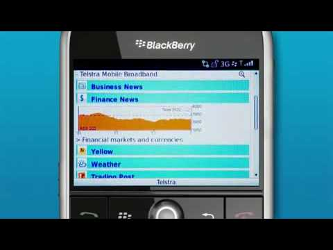 How to - Enjoying free to browse and make the most of the internet on your BlackBerry