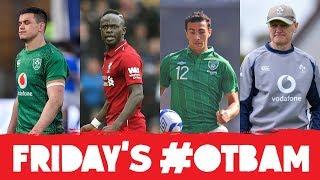 LIVE: OTB AM   Irish World Cup fear, Premier League preview, Ireland vs England, Phil Thompson