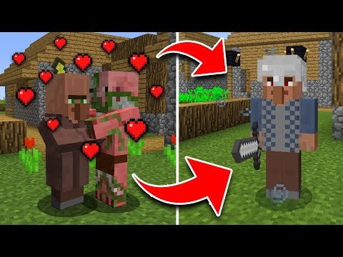 How to UPGRADE VILLAGERS in Minecraft! (Pocket Edition, Xbox, PC)