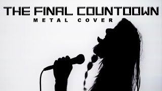The Final Countdown (metal cover by Leo Moracchioli)