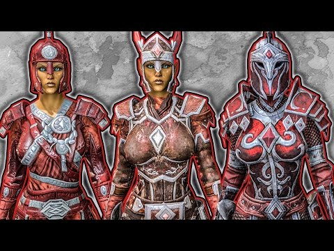Motif 10 - Imperial - ESO Weapon & Armor Style