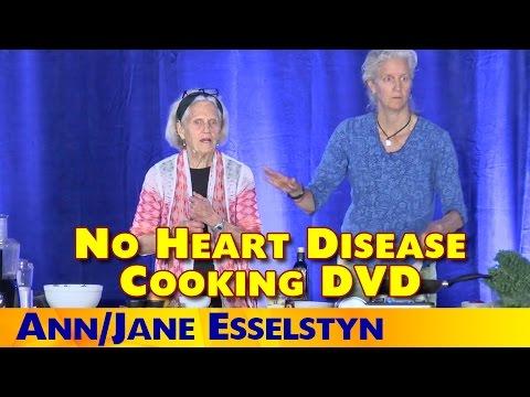 Prevent Reverse Heart Disease COOKING DVD