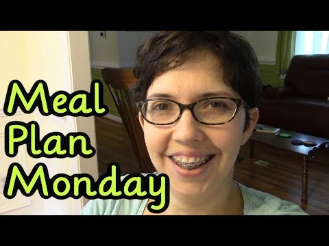 Meal Plan Monday #11 (lots of recipe links)