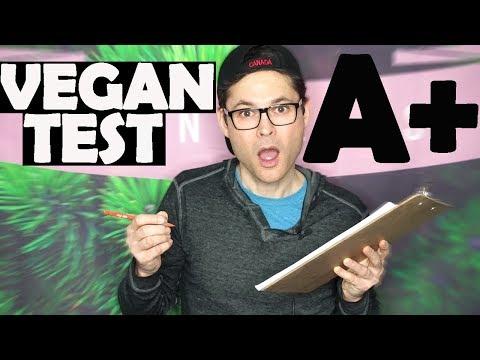Take My Vegan Test / Are You Level 5 Vegan?