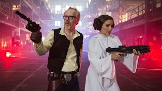 Star Wars Special - Mythbusters