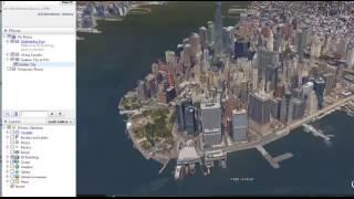 Producing Google Earth Movies