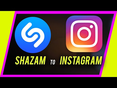 How to Share Songs Between Shazam and Instagram Story