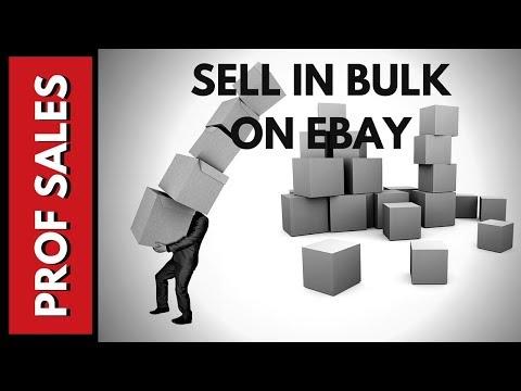 Is Selling In Bulk on Ebay Worth it?
