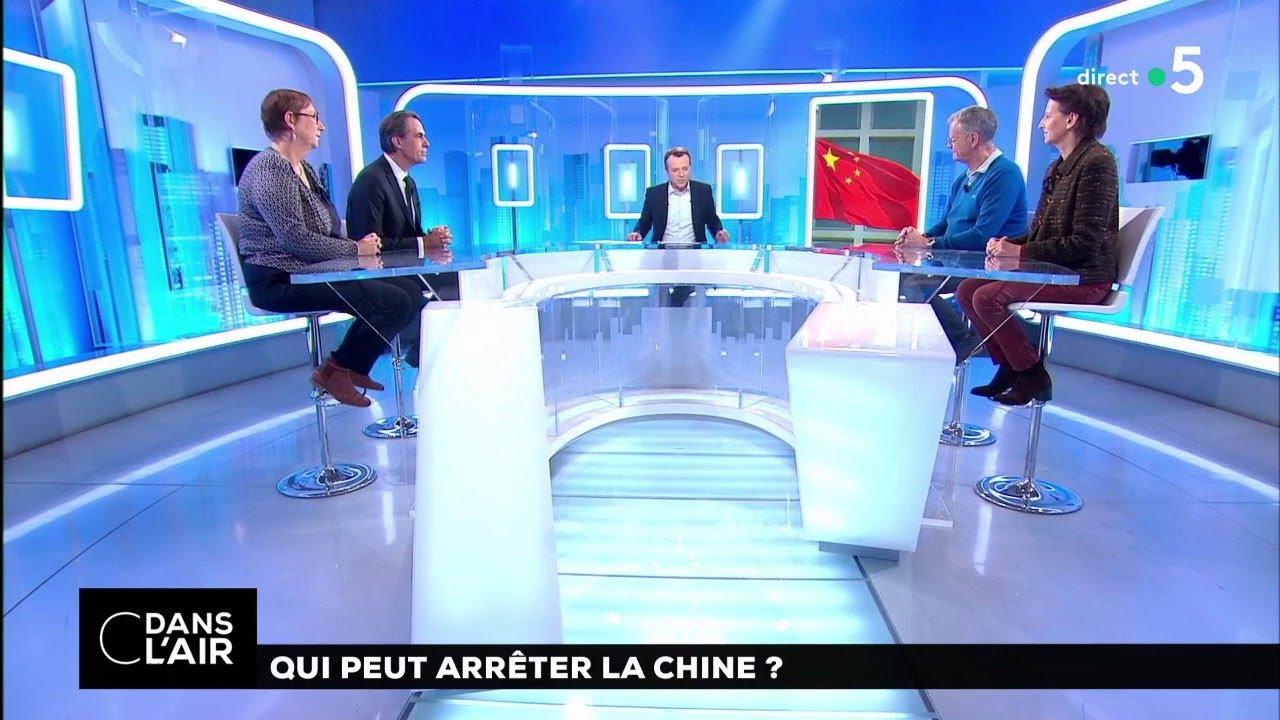 Qui peut arrêter la Chine ? #cdanslair 04.01.2019