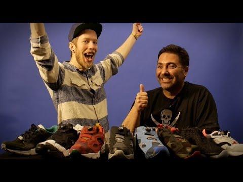 Adidas, Nike, Puma & Reebok - Neu Im Schuhkarton XXL
