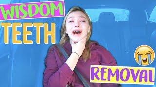 Getting My Wisdom Teeth Removed!