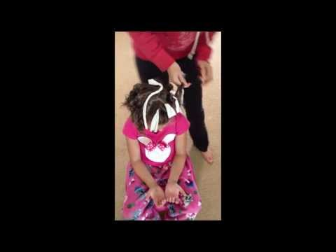 How to do Rag curls for cheerleading Cheer Parents Central