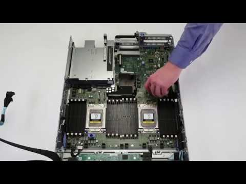 Dell EMC PowerEdge R7425: Remove/Install System Board