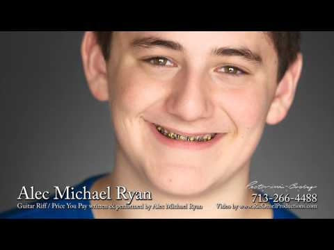 Alec Michael Ryan is represented by Pastorini-Bosby Talent-a Texas top talent agency