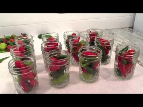 How To Make Pepper Vinegar