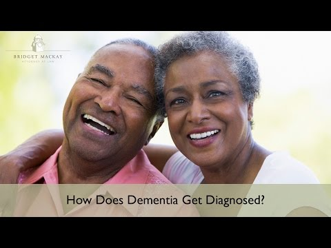 How Does Dementia Get Diagnosed?