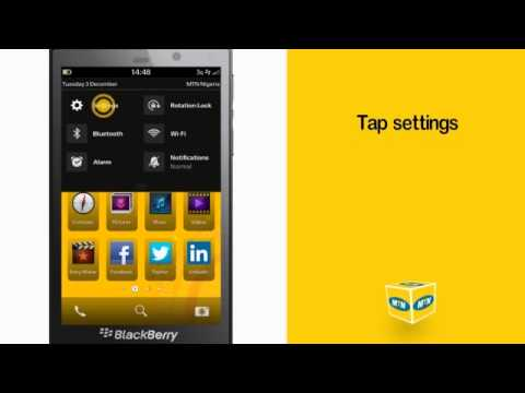 Switch from Android to BB10