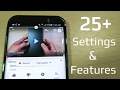 Samsung Galaxy S8 and S8+ // 25+ Features and Settings (GIF Maker included)