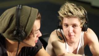Niall & Harry From One Direction Sit Down With The Bert Show