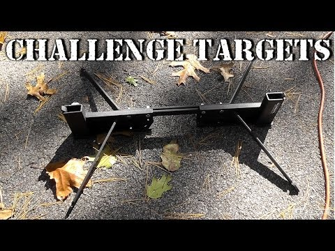 Challenge Targets - Target Stands TS100 & TS200 - Part 1 - Unboxing and Assembly