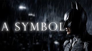 A Symbole   The Dark Knight
