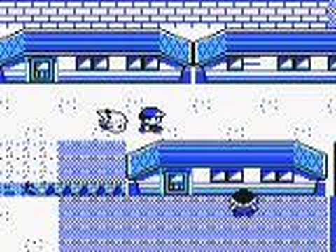 Pokémon Blue-Red-Yellow Myuu (Mew) Glitch