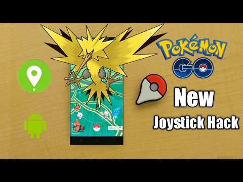 Pokemon Go New Fake Gps pro (Joystick Mode) version 1.8 for Android - No Root