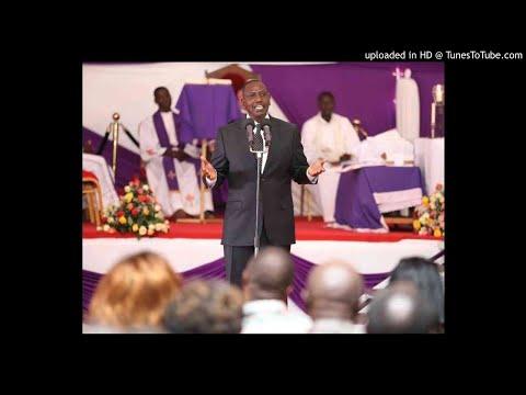 Why DP Ruto has toned down on political rhetoric