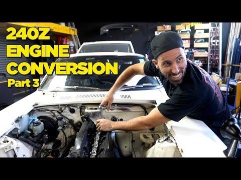 240Z - RB26 Engine Conversion [PART 3]