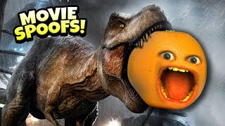 Annoying Orange - Movie Spoofs! (Saturday Supercut)