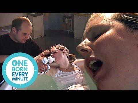 Xxx Mp4 Donna 39 S Water Birth One Born Every Minute 3gp Sex