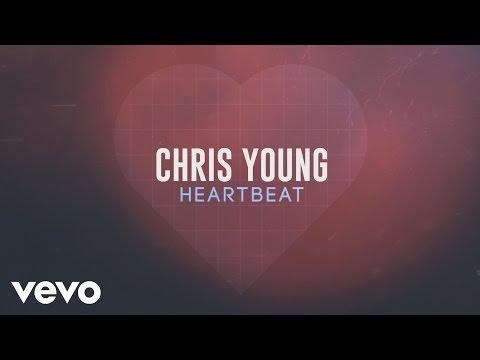 Chris Young - Heartbeat (Lyric Video)
