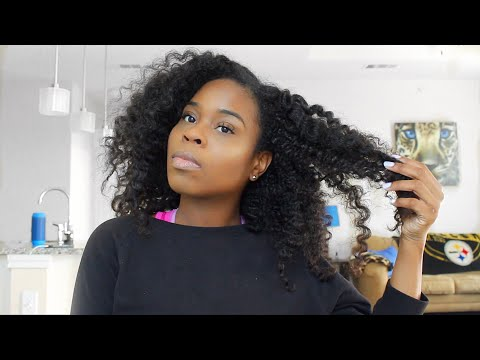 The Urge To Set A FINAL CHOP Date! | The Transitioning Hair Chronicles #5