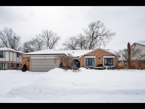 SOLD | 34283 Bretton Dr Livonia MI | Windridge Village Ranch