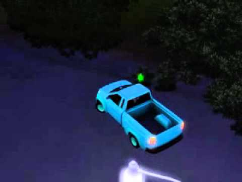 Sims 3 Learning To Drive 2