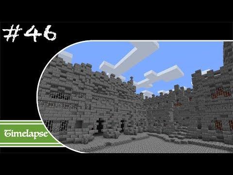 Minecraft Let's Build Timelapse - Fantasy - Week 46 - The Inner Fort