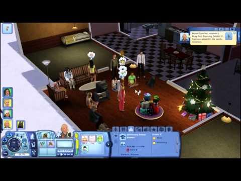 Let's Play - The Sims 3 Seasons (GAP) - Dang It!