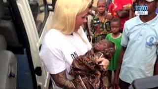 Nigeria: la storia di Hope, adottato da una volontaria danese