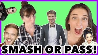 Smash Or Pass With My Mother!