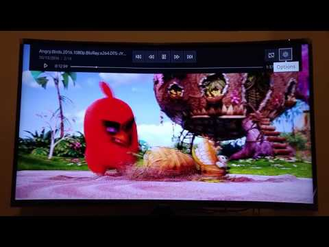 Samsung smart 4k uhd tv won't show subtitle right. How to fix here.