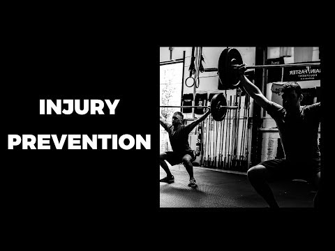 CrossFit vs Resistance Training - Talking Injury Prevention