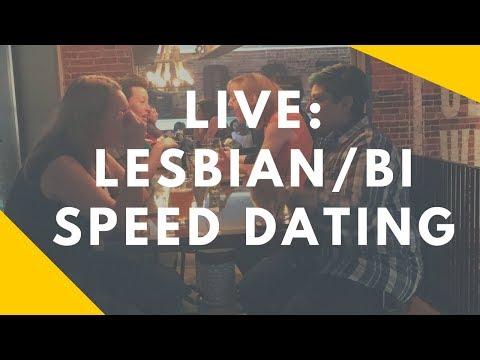 Live: Lesbian/Bi Speed Datiing: Seattle